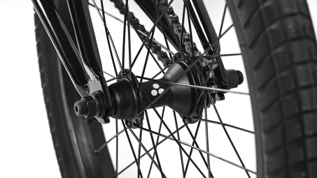FLYBIKES 2014 BMX Complet ELECTRON 20.2´´ RHD Noir