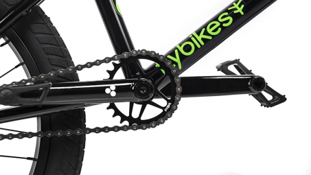 FLYBIKES 2014 BMX Complet NEUTRON 20.6´´ RHD Noir
