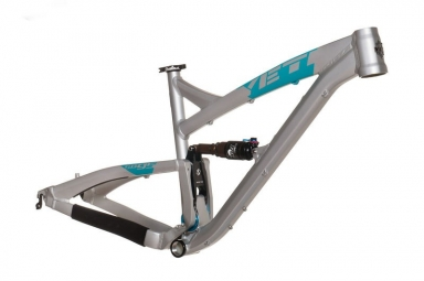 YETI 2013 Frame SB95 29'' Aluminium + Rear Shox Fox Float CTD Grey