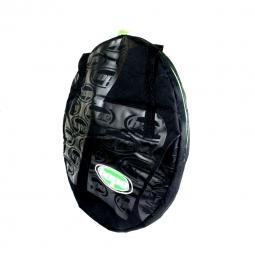 hope hoops housse de roue 29 noir vert
