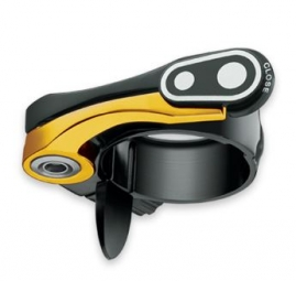 CRANKBROTHERS Collier de selle SPLIT Noir Or