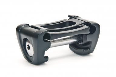 CRANKBROTHERS Seatpost Rail Clamp 7x9mm Black