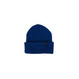 CULT Small Tag Beanie Blue