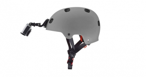 GOPRO Fixation Frontale pour Casque
