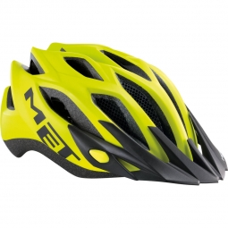 MET 2014 Casque CROSSOVER XL Jaune