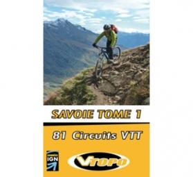 VTOPO VTT Savoie Tome 1