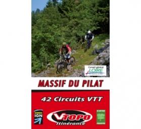 VTOPO VTT Itinérance Massif du Pilat
