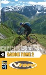 VTOPO VTT Savoie Tome 2