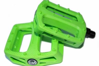 FOCALE44 Pédales Plastique Vert