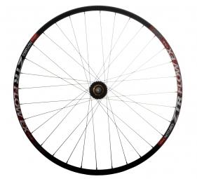 HOPE 2014 Rear Wheel HOOPS FLOW EX EVO 26'' 32H 9mm Black