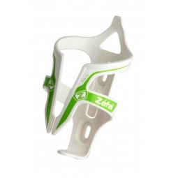 zefal porte bidon pulse fiberglass blanc vert