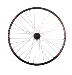 HOPE 2014 Front Wheel FLOW EX 27.5'' Pro 2 EVO 9/15mm Noir