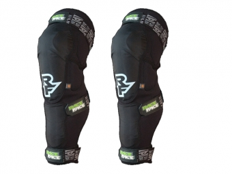Race Face Flank Stealth Knee / Shin Guards