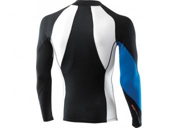 mizuno maillot virtual body g1 noir bleu homme xl