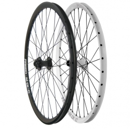 HALO Freedom Roue Avant Blanche Disque 6TR 26'' 9mm/20mm