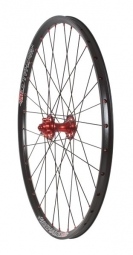 HALO 2014 Front Wheel 26'' 4XR Spin Doctor 9/20mm Black