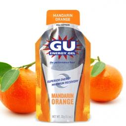 GU Gel énergétique Goût Mandarine Orange