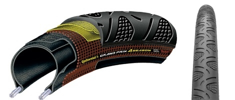 Continental Tyre GP 4 Seasons 700c Foldable