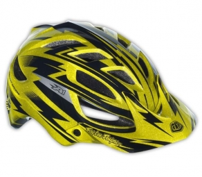 Casque Troy Lee Designs A1 CYCLOPS Or