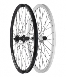 HALO Roue Arrière 26´´ FREEDOM 6-Drive Spin Doctor 36 rayons 9/12x142mm Noir