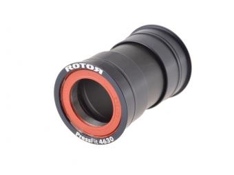 ROTOR Boitier Route PressFit 46/24 386evo acier