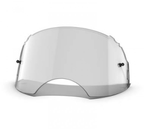 OAKLEY Screen Replacement Transparent Mask AIRBRAKE MX