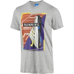 Tee shirt manches courtes adidas originals catalogue tee xs
