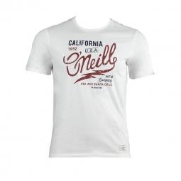 Tee shirt o neill logo type t shirt s