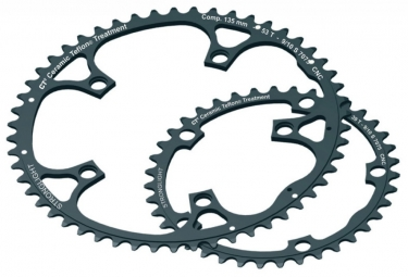 STRONGLIGHT Plateau exterieur 48 Dents 110mm CT2 Campagnolo