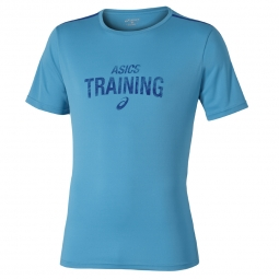 Tee shirt manches courtes asics graphic tee m