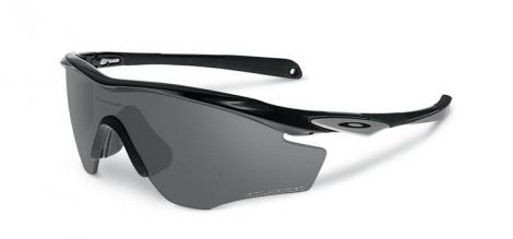 Lunettes Oakley M2 FRAME Noir Gris Polarisé