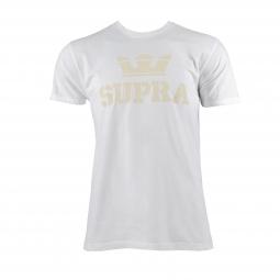 Tee shirt manches courtes supra above tee shirt s