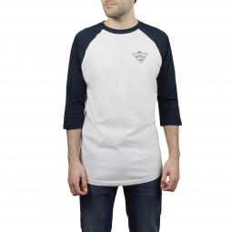 Tee shirt a manches courtes vans established 66 s