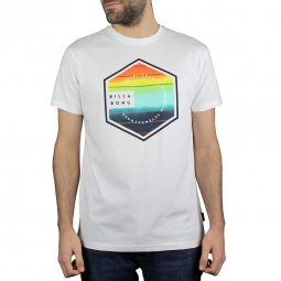 Tee shirt billabong six tee ss m
