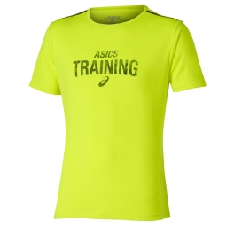 Tee shirt manches courtes asics graphic tee s