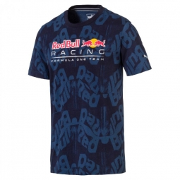 Pantalon de survetement puma red bull racing aop tee f1 s