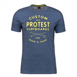 Tee shirt manches courtes protest groupie l