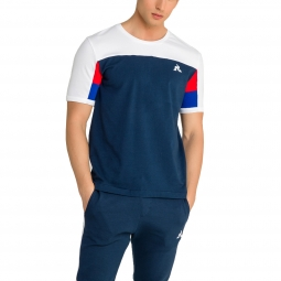 Tee shirt a manches courtes le coq sportif inspi tee ss s