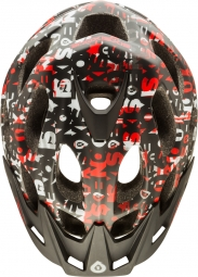 Casque 661 sixsixone RECON REPEATER 2014 Noir/Rouge