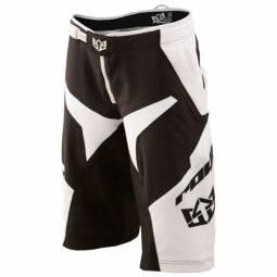 royal short race noir blanc s