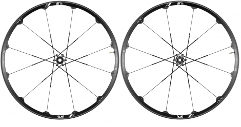 CRANKBROTHERS 2014 Wheelset 26'' IODINE 2 15/20mm and 12x142/9mm Black