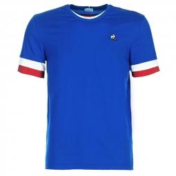 Tee shirt a manches courtes le coq sportif tri tee ss na 1 m xs
