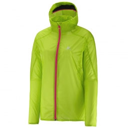 Coupe vent salomon fast wing hoodie w xs