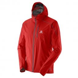 Coupe vent salomon windstopper active jacket m s