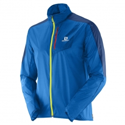 Coupe vent salomon fast wing jacket m s