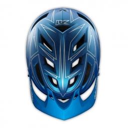 Casque Troy Lee Designs A1 PINSTRIPE Bleu