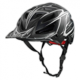 TROY LEE DESIGNS 2014 Helmet A1 TURBO Black