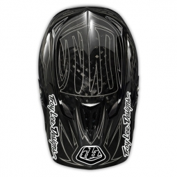 Casco Integral Troy Lee Designs D3 PINSTRIPE II