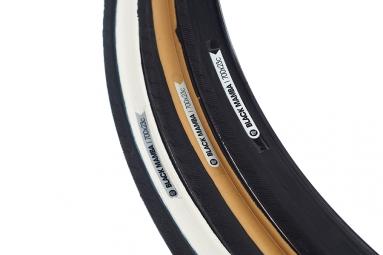 blb pneu black mamba blanc noir 28 mm