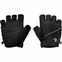 LE COQ SPORTIF Paire de gants courts BUZOT Noir